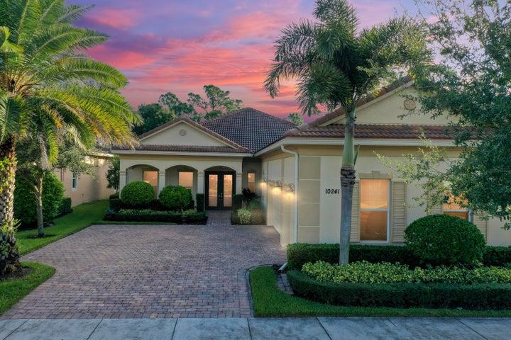 10241 SW Visconti Way, Port Saint Lucie, FL 34986