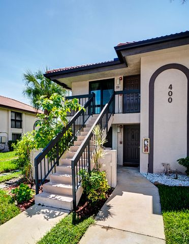 400 E Club Circle, 110, Boca Raton, FL 33487