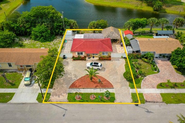 1813 N 15th, Lake Worth, FL 33460