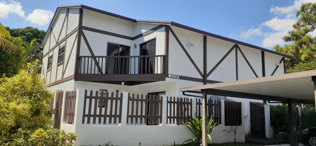 2428 Lena Lane, West Palm Beach, FL 33415