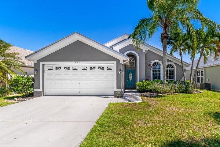 845 NW Waterlily Place, Jensen Beach, FL 34957