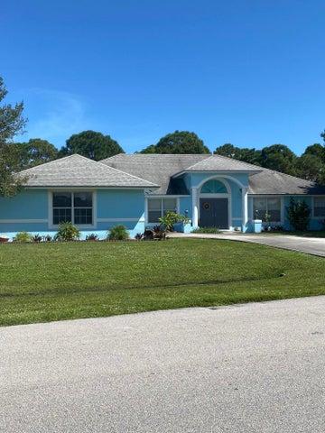 6443 NW Fagan Street, Port Saint Lucie, FL 34986