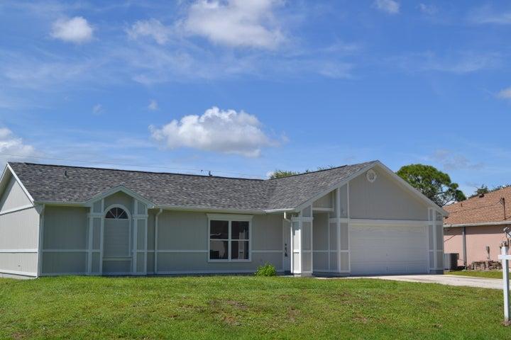 1180 SW Irving Street, Port Saint Lucie, FL 34983