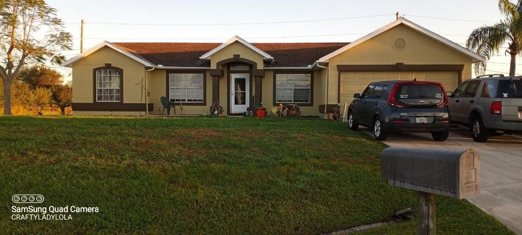 4611 SW Ley Court, Port Saint Lucie, FL 34953