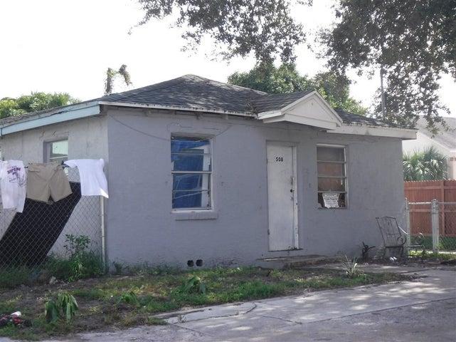 508 N 14th Street, Fort Pierce, FL 34950