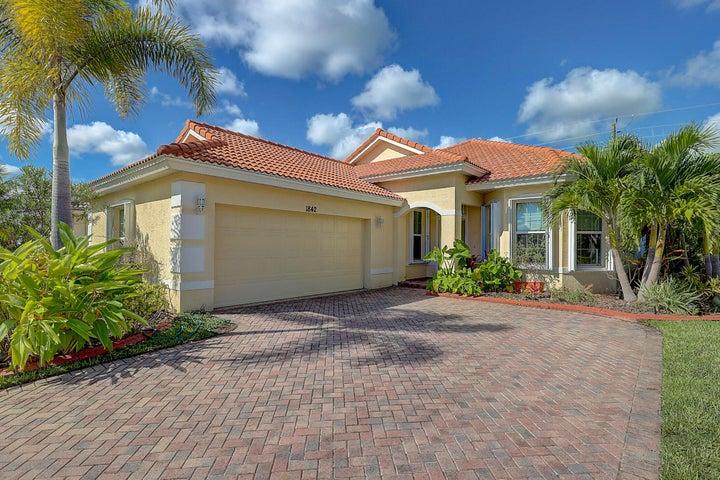 1842 NW Old Oak Terrace, Jensen Beach, FL 34957