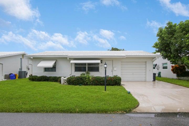 107 SW 8th Court, Boynton Beach, FL 33426