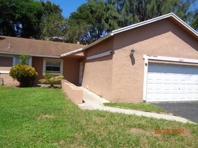 8721 NW 48th Court, Lauderhill, FL 33351