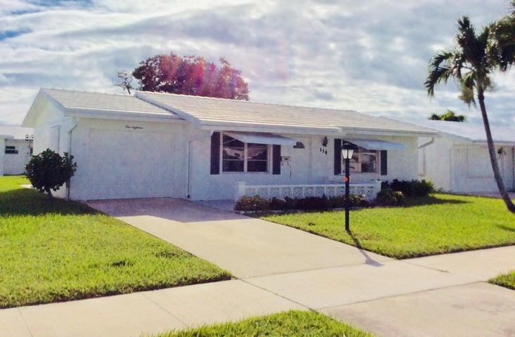 118 Leisureville Boulevard, Boynton Beach, FL 33426
