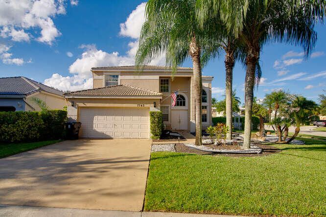 7743 Great Oak Drive, Lake Worth, FL 33467