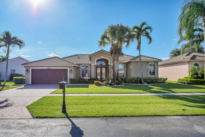 3823 Cypress Lake Drive, Lake Worth, FL 33467