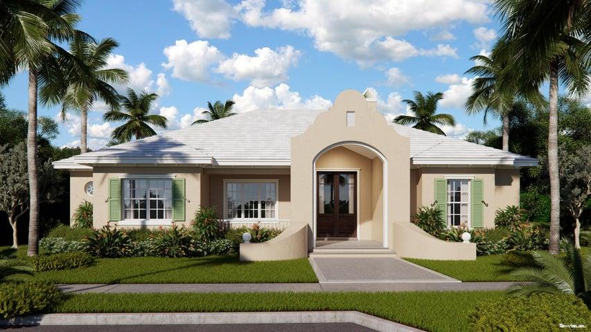 Bermuda Style Architecture