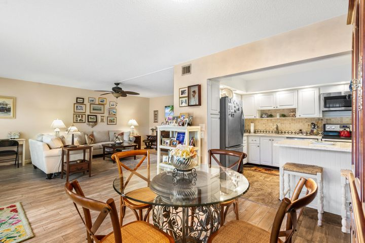 GORGEOUS move-in ready two bedroom, two bath in desirable Wellington section.