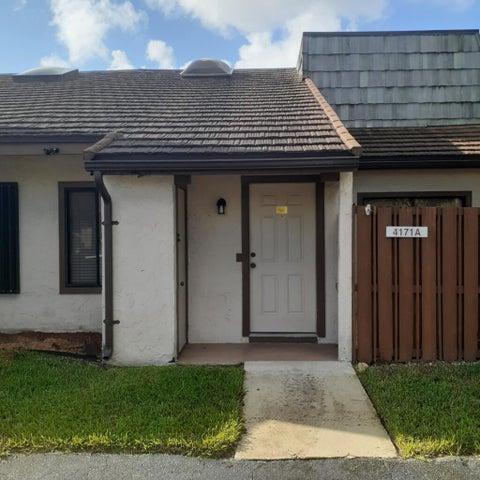4171 Palm Bay Circle, A, West Palm Beach, FL 33406