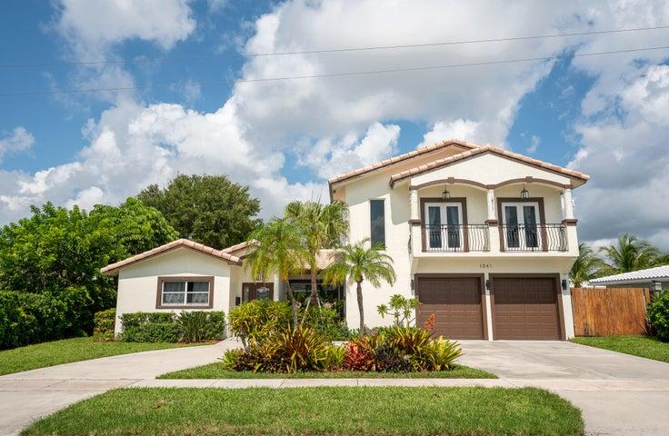 1041 SW 9th Terrace, Boca Raton, FL 33486