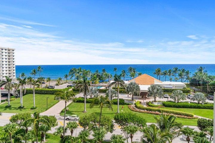 3400 S Ocean Boulevard, 7c, Highland Beach, FL 33487