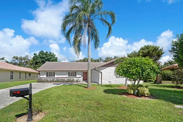 22671 Bella Rita Circle, Boca Raton, FL 33433