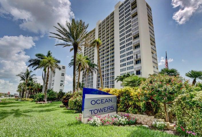 Ocean Towers 7E-Boca Raton