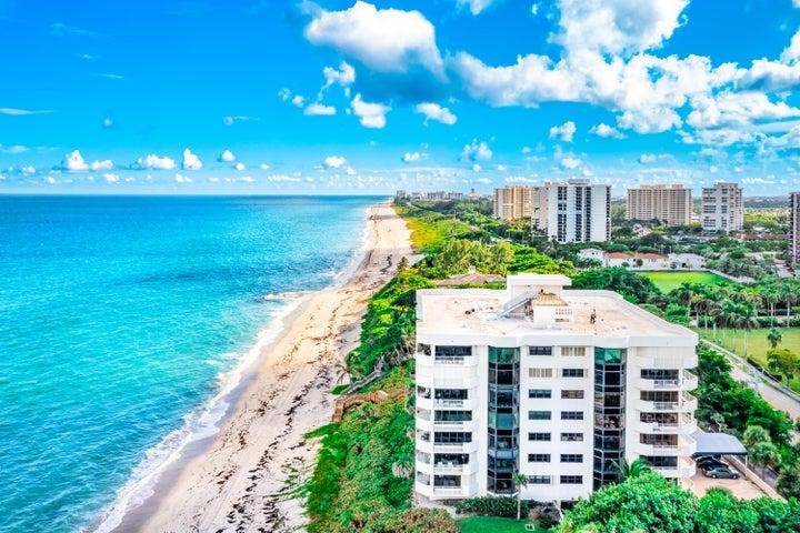 4605 S Ocean Boulevard, 4c, Highland Beach, FL 33487