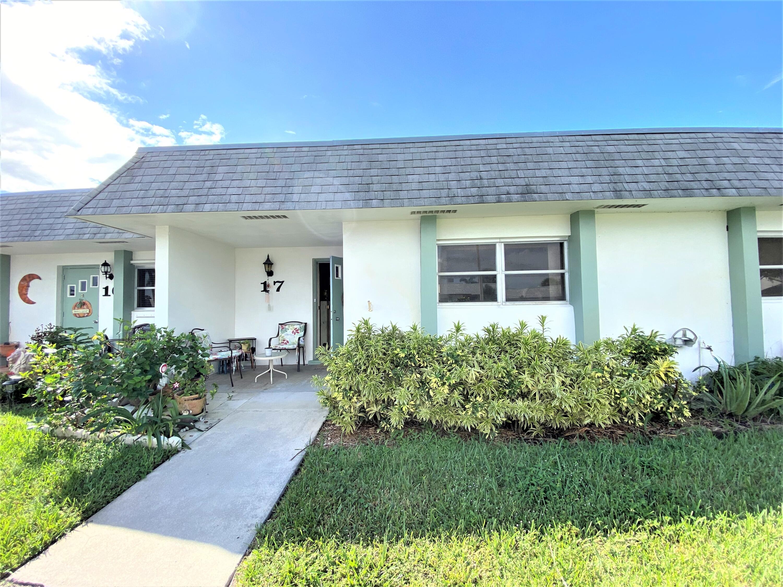 2638 Gately Drive E, 17, West Palm Beach, FL 33415