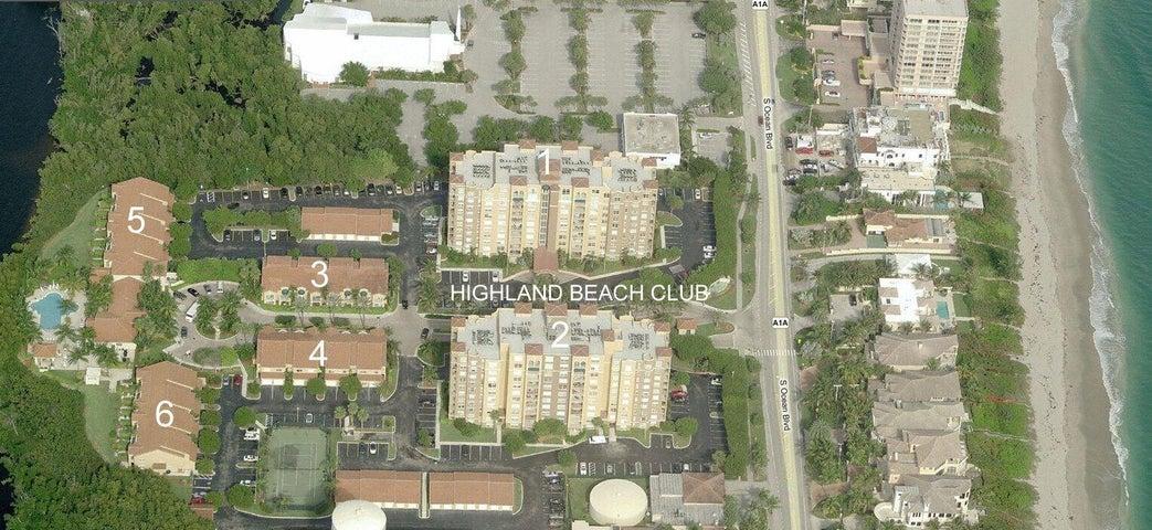 3606 S Ocean Boulevard, 706, Highland Beach, FL 33487
