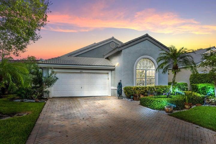 6441 Three Lakes Lane, Boynton Beach, FL 33437
