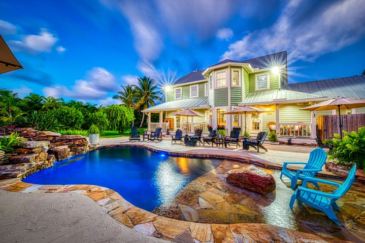 Magnificent Pool Home on 2.24 Acres!