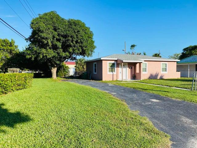 1156 Avenue G Avenue, West Palm Beach, FL 33404