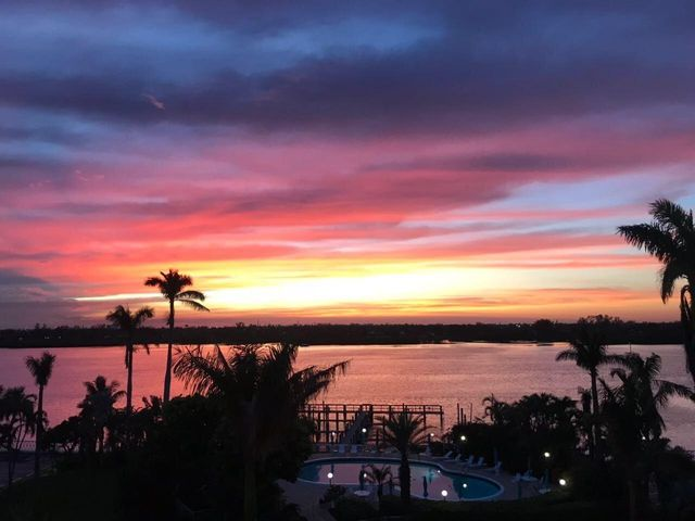 Spectacular SUNSETS abound at the President of Palm Beach!
