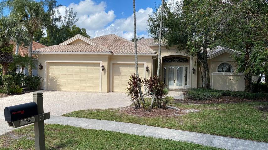 1746 Flagler Manor Circle, Royal Palm Beach, FL 33411