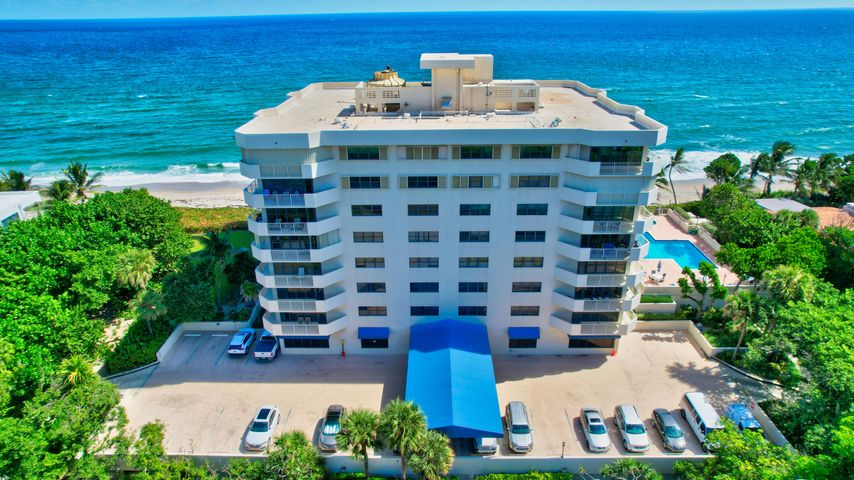 4605 S Ocean Boulevard, 6c, Highland Beach, FL 33487