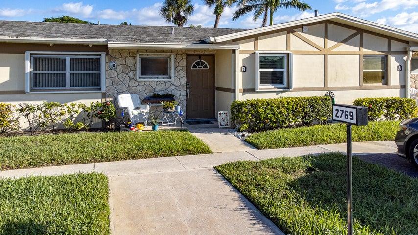 2769 Ashley Drive W, B, West Palm Beach, FL 33415