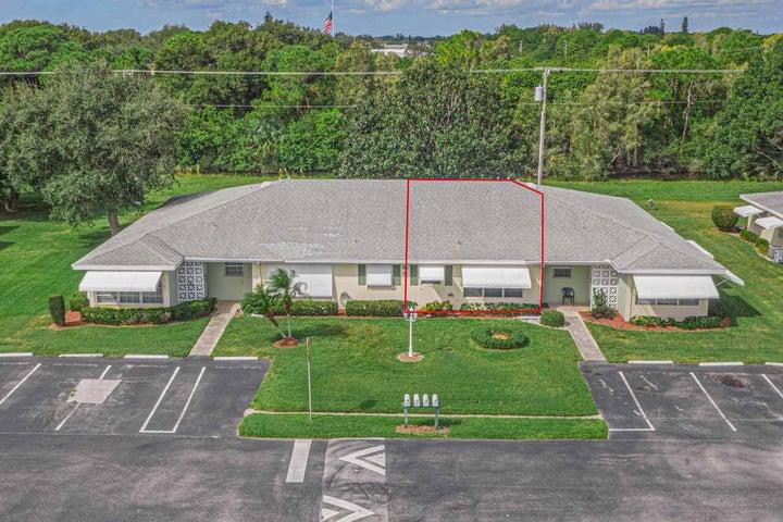115 Lakes End Drive, C, Fort Pierce, FL 34982