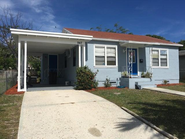 947 39th Street, West Palm Beach, FL 33407