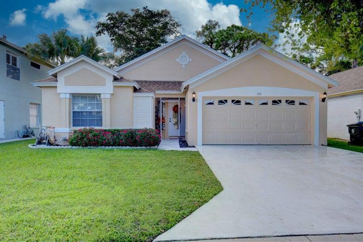 120 Paddock Lane, Greenacres, FL 33413
