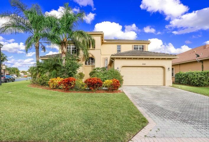 3160 Eden Court Court, West Palm Beach, FL 33411
