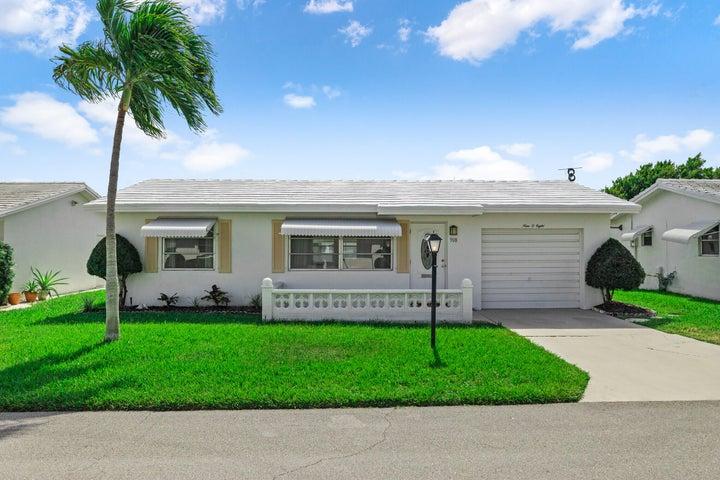 908 SW 5th Court, Boynton Beach, FL 33426