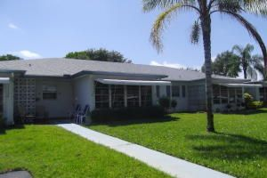 1227 Club Drive W, B, Delray Beach, FL 33445