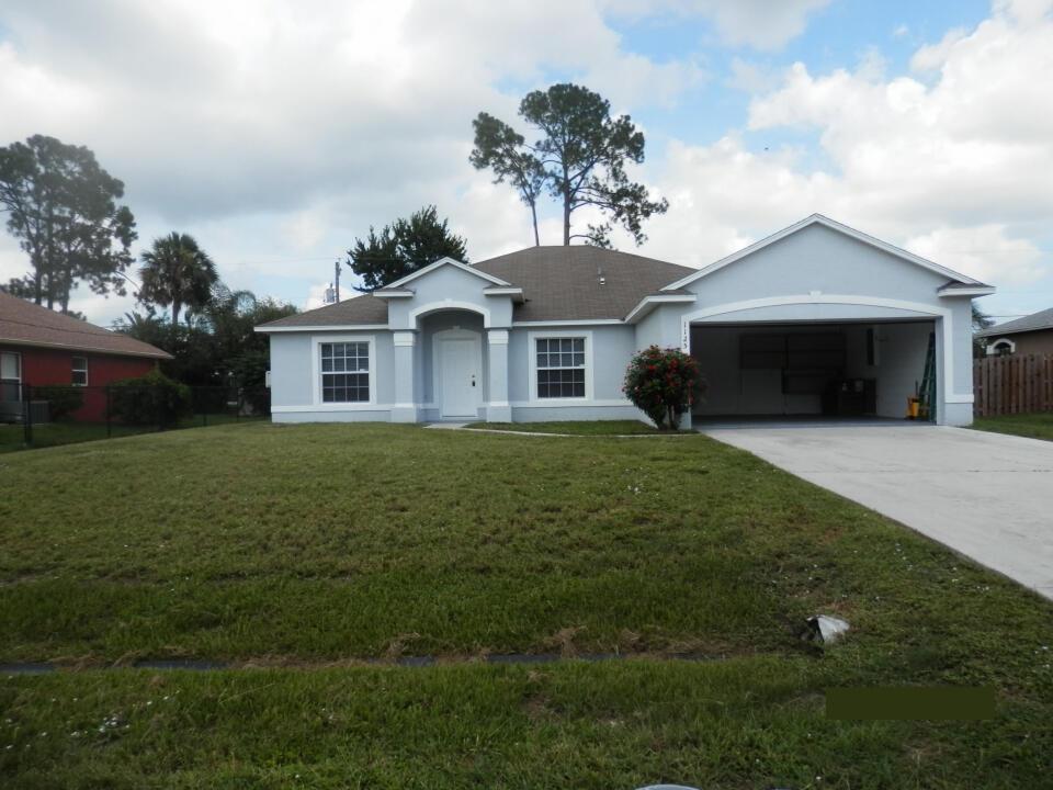 1125 SW Bellevue Avenue, Port Saint Lucie, FL 34953