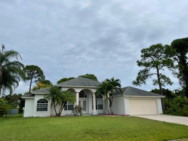 1429 SW Bargello Avenue, Port Saint Lucie, FL 34953