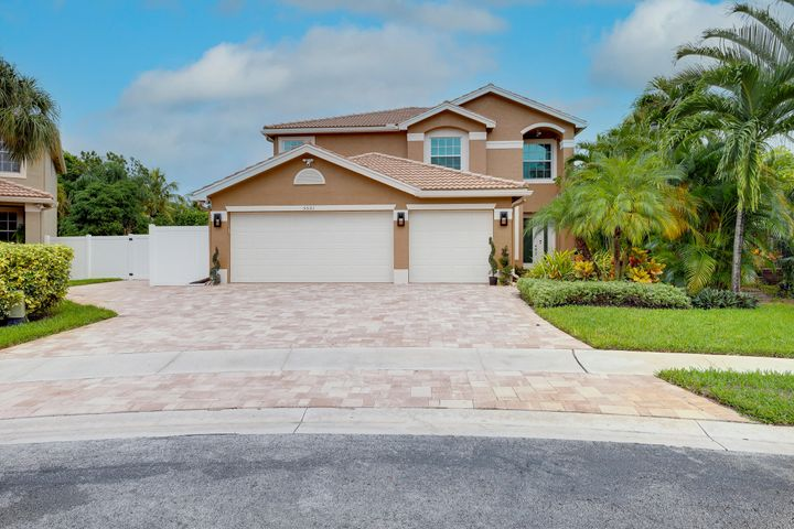 5501 Monte Fino Court, Greenacres, FL 33463