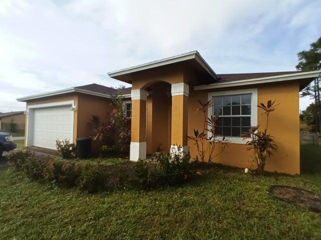 761 NW Kilpatrick Avenue, Port Saint Lucie, FL 34983