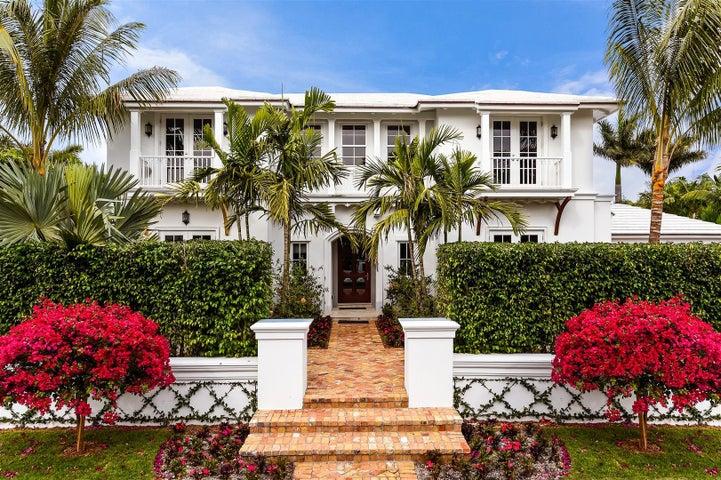225 Plantation Road, Palm Beach, FL 33480