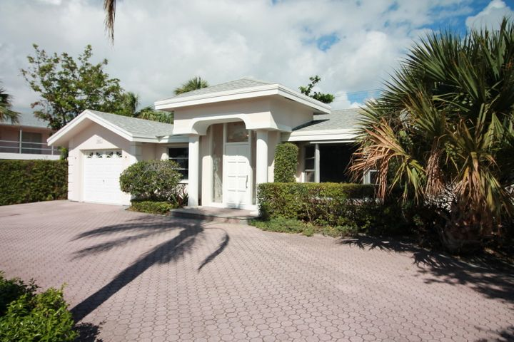 Property for sale at 225 Bamboo Road Palm Beach Shores FL 33404 in Palm Beach Shores