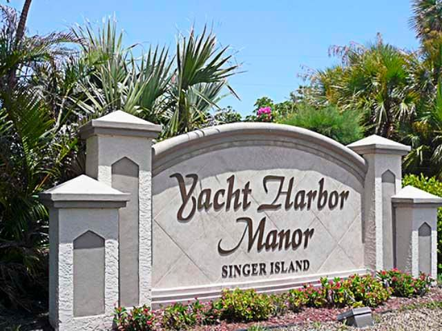Property for sale at 1181 Morse Boulevard Singer Island FL 33404 in Yacht Harbor Manor