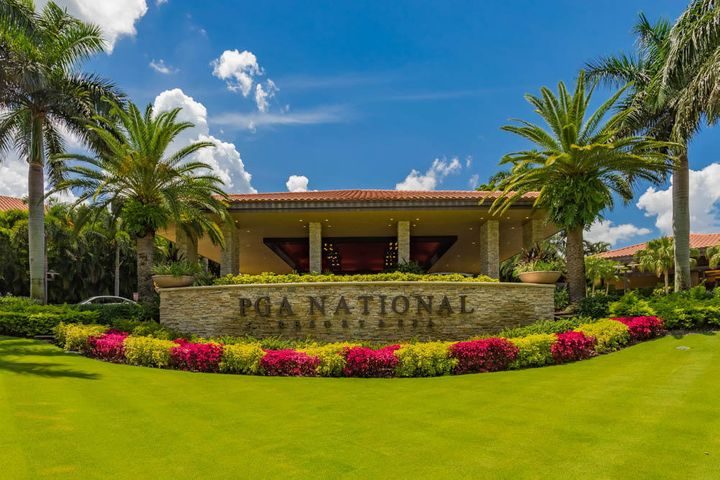 Property for sale at 109 Club Drive Palm Beach Gardens FL 33418 in Club Cottages