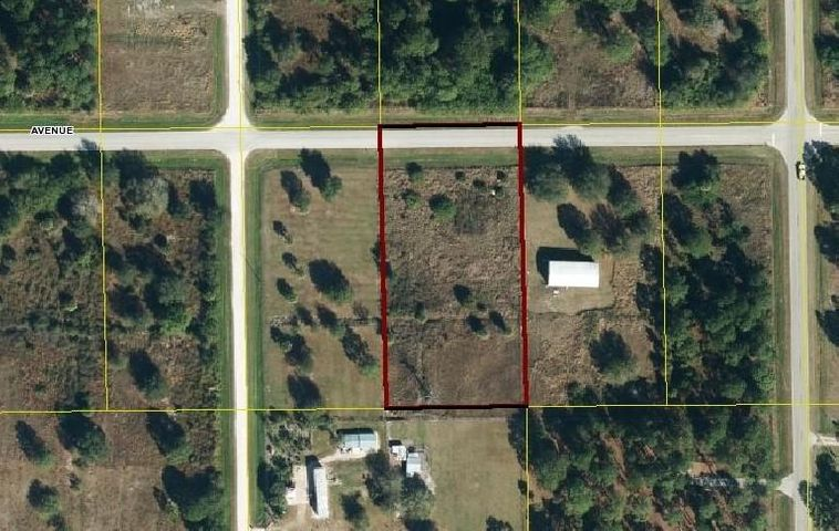 0 Bald Cypress Avenue, Clewiston, FL 33440