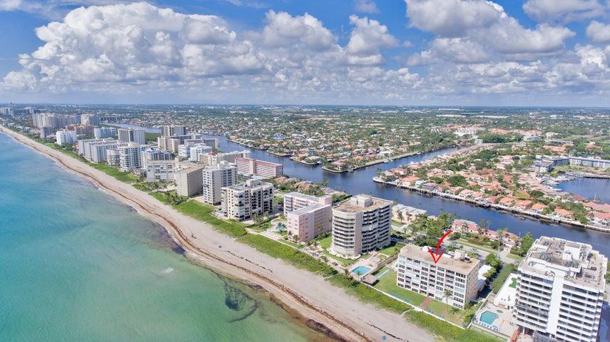 2909 S Ocean Boulevard 4c4, Highland Beach, FL 33487