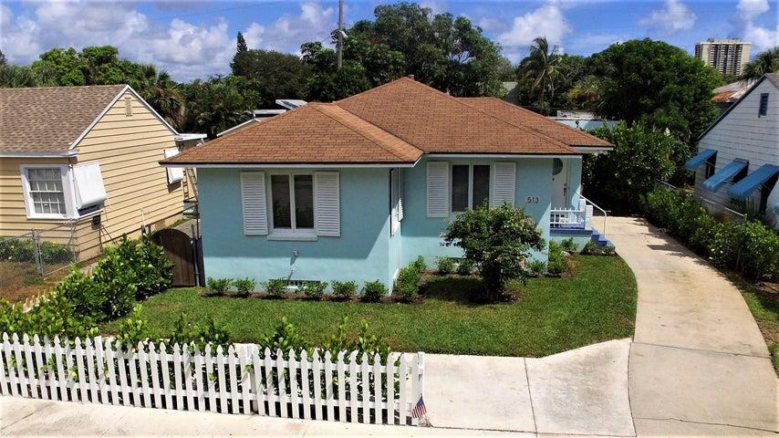 513 45th Street, West Palm Beach, FL 33407