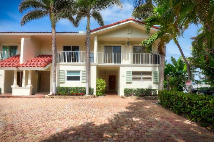 1101 Highland Beach Drive A, Highland Beach, FL 33487